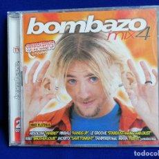 CDs de Música: BOMBAZO MIX 4. Lote 201562591