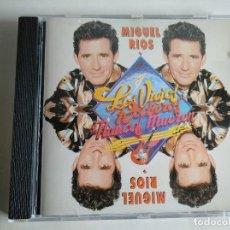 CDs de Música: MIGUEL RIOS - (NIRVANA) - CD LOS VIEJOS ROCKEROS. Lote 201562698
