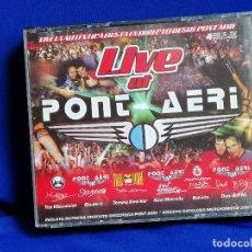 CDs de Música: LIVE PONT AERI (CD DISCOTECA). Lote 201562775