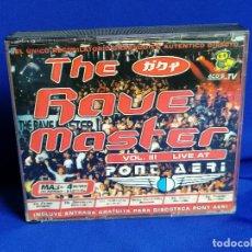 CDs de Música: THE RAVE MASTER PONT AERI (CD DISCOTECA) VOLUMEN 3. Lote 201562977