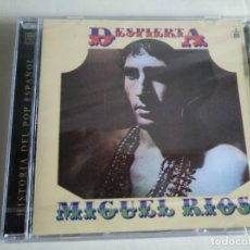 CDs de Música: MIGUEL RIOS - DESPIERTA - CD. Lote 201563108