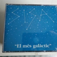 CDs de Música: SISA - EL MES GALACTIC - 2 CD´S. Lote 201563672