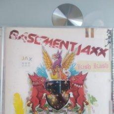 CDs de Musique: BASEMENT JAXX ?– KISH KASH. Lote 201596325