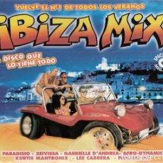 CDs de Música: CD IBIZA MIX 2003 CON 2 CDS CD 1 CD 2 COMO NUEVOS AQUITIENESLOQUEBUSCA ALMERIA. Lote 213682925
