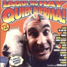CDs de Música: CD AQUI NO HAY QUIEN DUERMA CON 2 CDS EN BUEN ESTADO AQUITIENESLOQUEBUSCA ALMERIA. Lote 213682958