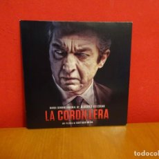CDs de Música: LA CORDILLERA CD BANDA SONORA ORIGINAL ALBERTO IGLESIAS SANTIAGO MITRE RICARDO DARÍN. Lote 201658338