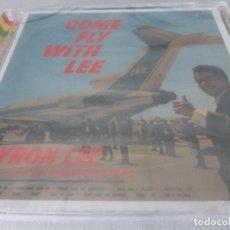 CDs de Música: BYRON LEE AND THE DRAGONAIRES – COME FLY WITH LEE. CD PRECINTADO . Lote 201659813