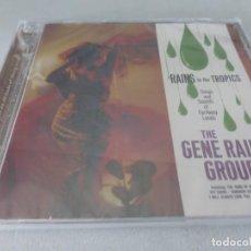 CDs de Música: THE GENE RAINS GROUP – RAINS IN THE TROPICS . CD PRECINTADO .. Lote 201661508