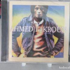 CDs de Música: AHMED FAKROUN – AHMED FAKROUN. CD PRECINTADO. Lote 265396894