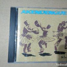 CDs de Música: AKENDENGUE - SILENCE - CD. Lote 201683210