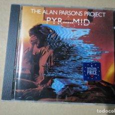 CDs de Música: ALAN PARSONS PROJECT - PYRAMID - CD. Lote 201683342