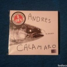 CDs de Música: BOX SET DIGIPACK ANDRÉS CALAMARO EL SALMÓN 5CD EDICIÓN ESPECIAL 2006. Lote 201710382