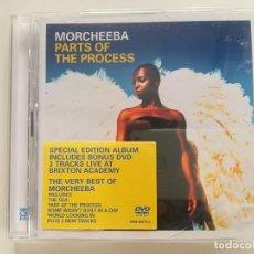 CDs de Música: MORCHEEBA - PARTS OF THE PROCESS - CD EU 2003. Lote 201722643