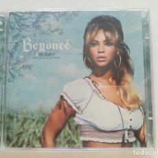 CDs de Música: BEYONCE - B'DAY DELUXE EDITION - CD + DVD EU 2007. Lote 201726652