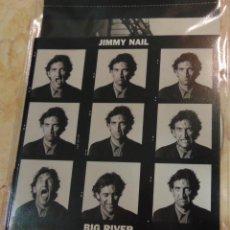 CD de Música: JIMMY NAIL – BIG RIVER - CD 1998. Lote 201735421