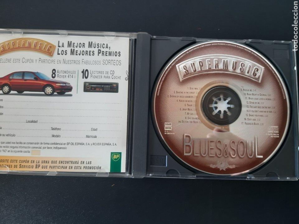 CDs de Música: SUPERMUSIC BLUES & SOUL. - Foto 2 - 201763423