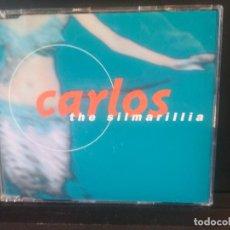 CDs de Música: CARLOS THE SILMARILLIA CD MAXI 3 TRACK KARMA PEPETO. Lote 201832460