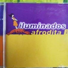 CDs de Música: ILUMINADOS. AFRODITA B. JABALINA MÚSICA, SPAIN 1996.. Lote 201851648
