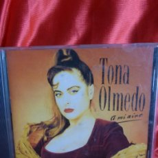 CDs de Música: TONA OLMEDO-A MI AIRE CD ALBUM 1991 SPAIN. Lote 201861558
