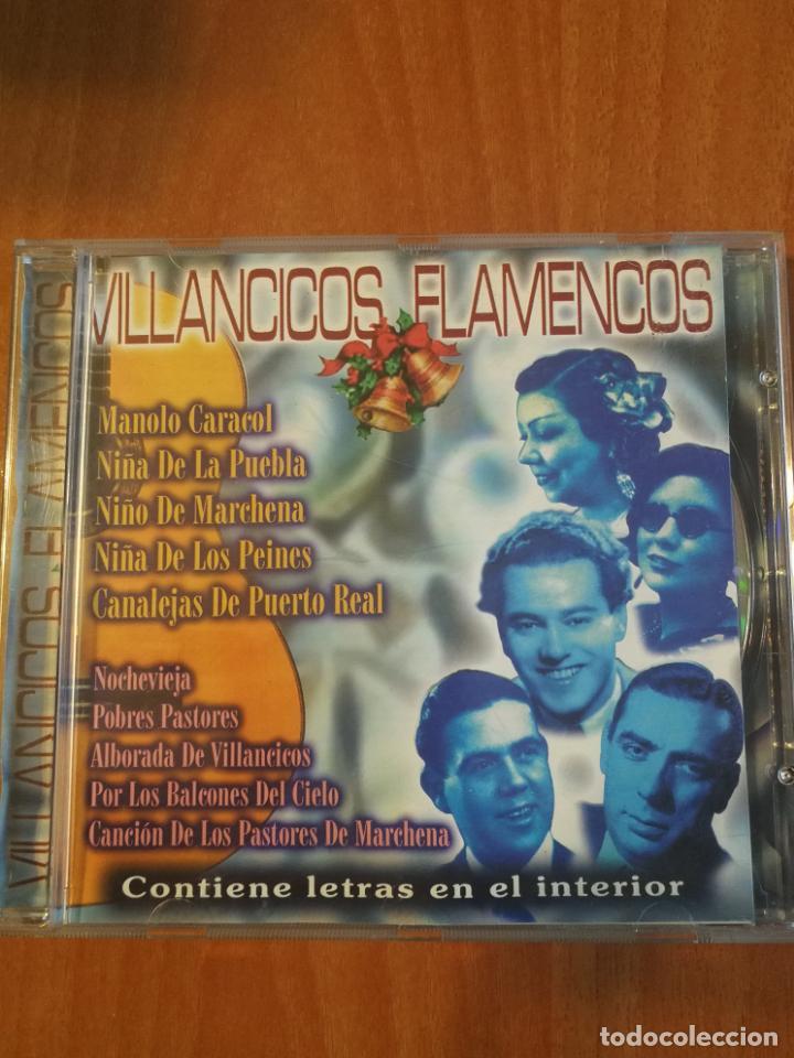 CD VILLANCICOS FLAMENCOS VV.AA. 2003 (Música - CD's Flamenco, Canción española y Cuplé)