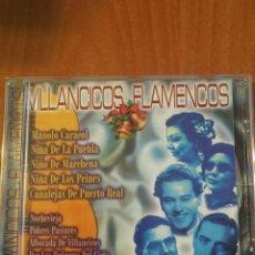 CDs de Música: CD VILLANCICOS FLAMENCOS VV.AA. 2003. Lote 201901651