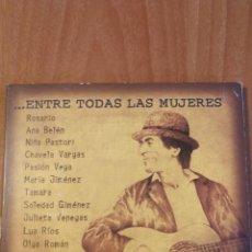 CDs de Música: CD ENTRE TODAS LAS MUJERES VOCES DE MUEJER CANTAN A JOAQUIN SABINA 2003. Lote 201905065