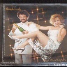 CDs de Música: PIMPINELA (DIEZ AÑOS DESPUES) CD 1991 EPIC. Lote 201914847