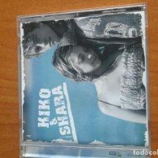 CDs de Música: CD KIKO Y SHARA 2006 MI RAZON DE SER 2006. Lote 201920127