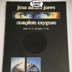 CDs de Música: JEAN MICHEL JARRE, COMPLETE OXYGENE, + OXYGEN IN MOSCOW, DOBLE CON DOS CD, D2. Lote 201920437