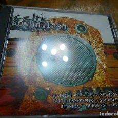 CDs de Música: CELTIC SOUNDCLASH-VARIOS ARTISTAS-CD-15 TEMAS-MANUEL BUDIÑO-MANDRAGORA..-C 9. Lote 201929553