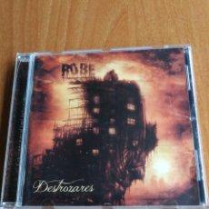 CDs de Música: CD ROBE INIESTA DESTROZARES CANCIONES PARA EL FINAL DE LOS TIEMPOS 2016 EXTREMODURO. Lote 201931930