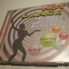 CDs de Música: CD HOT DANCE 2000 16 TEMAS. EMI VIRGIN 2000 SPAIN (SEMINUEVO). Lote 201937335