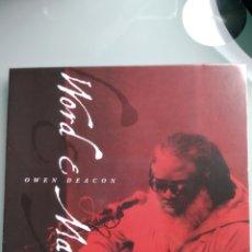 CDs de Música: OWEN DEACON – WORD AND MAN (NUEVO.PRECINTADO). Lote 201965891