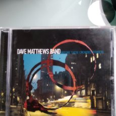 CDs de Música: DAVE MATTHEWS BAND – BEFORE THESE CROWDED STREETS. Lote 201966356