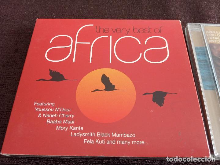 CDs de Música: LOTE PACK COLECCION 9 CDS / SALSA ETNICAS LATIN / COMPAY BEBO CIGALA ETC - OCASIÓN !!!! - Foto 3 - 201969970