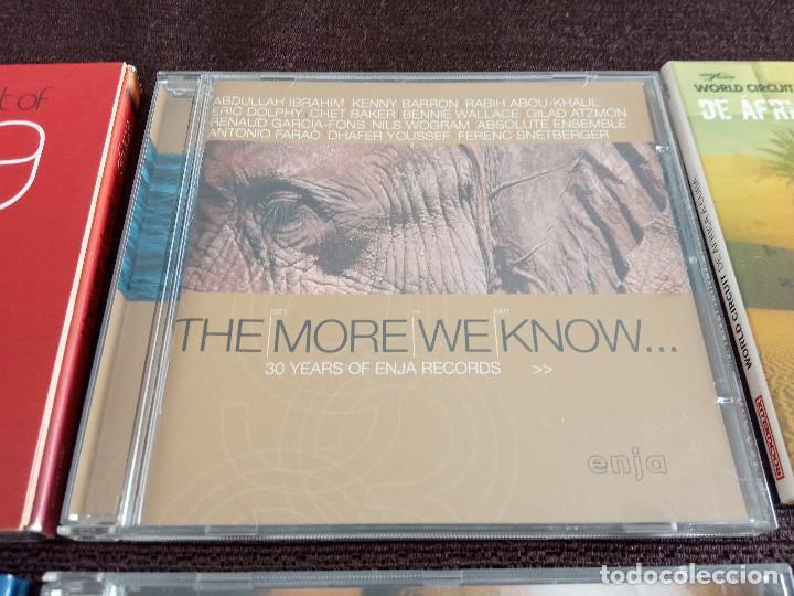 CDs de Música: LOTE PACK COLECCION 9 CDS / SALSA ETNICAS LATIN / COMPAY BEBO CIGALA ETC - OCASIÓN !!!! - Foto 4 - 201969970
