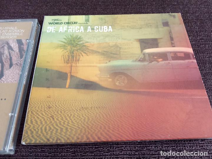 CDs de Música: LOTE PACK COLECCION 9 CDS / SALSA ETNICAS LATIN / COMPAY BEBO CIGALA ETC - OCASIÓN !!!! - Foto 5 - 201969970