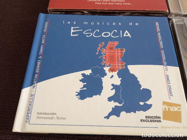CDs de Música: LOTE PACK COLECCION 9 CDS / SALSA ETNICAS LATIN / COMPAY BEBO CIGALA ETC - OCASIÓN !!!! - Foto 6 - 201969970