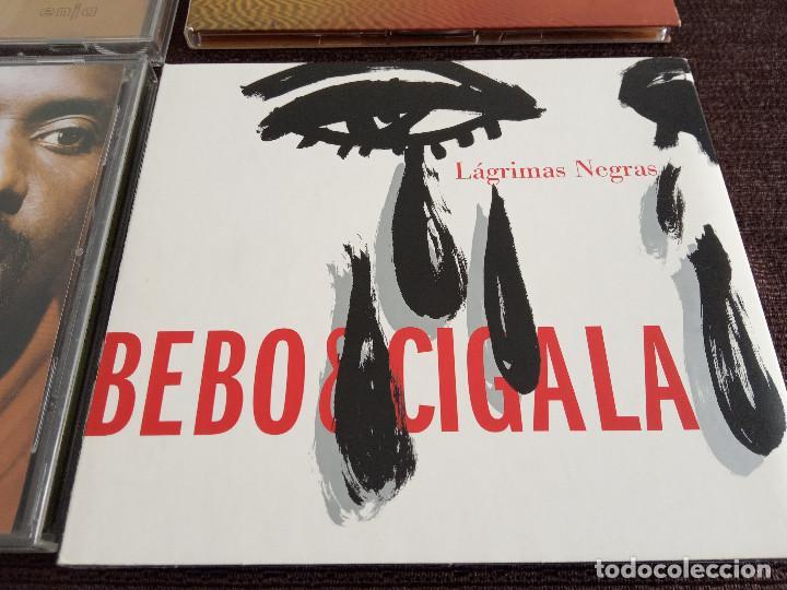 CDs de Música: LOTE PACK COLECCION 9 CDS / SALSA ETNICAS LATIN / COMPAY BEBO CIGALA ETC - OCASIÓN !!!! - Foto 8 - 201969970