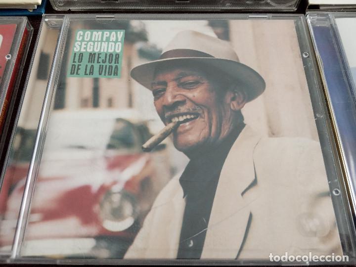CDs de Música: LOTE PACK COLECCION 9 CDS / SALSA ETNICAS LATIN / COMPAY BEBO CIGALA ETC - OCASIÓN !!!! - Foto 10 - 201969970