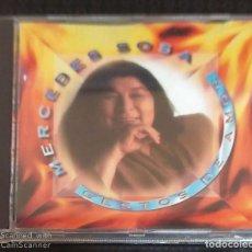 CDs de Música: MERCEDES SOSA (GESTOS DE AMOR) CD 1994 EDICIÓN ESPAÑOLA. Lote 201977752