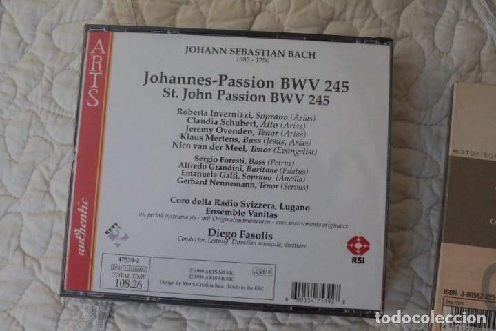 CDs de Música: Cinco Óperas con libreto.Pavarotti...NUEVAS, paga una, lleva 5. - Foto 5 - 201988677