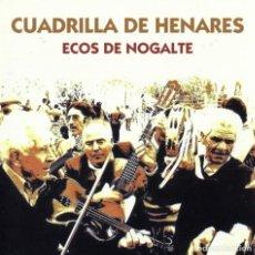 CDs de Música: CUADRILLA DE HENARES - CD ECOS DE NOGALTE (TRENTI DISCOS, 2012). Lote 221432308
