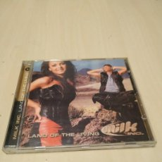 CD de Música: MILK INC - LAND OF THE LIVING. VALE MUSIC. Lote 202073915