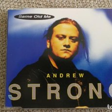 CDs de Música: CD SINGLE PROMO - ANDREW STRONG (THE COMMITMENTS) - SAME OLD ME EXC. Lote 202078807