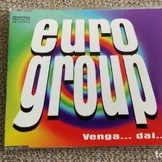 CDs de Música: CD SINGLE PROMO - EUROGROUP - VENGA... DAI... EXC. Lote 202084276