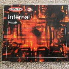 CDs de Música: CD MAXI SINGLE PROMO - INFERNAL - MUZAIK 6 TRACKSEXC. Lote 202084775
