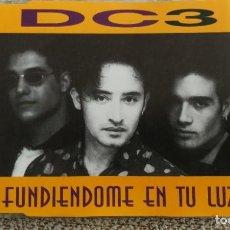 CDs de Música: CD SINGLE MAXI - DC3 - FUNDIENDOME EN TU LUZ EXC. Lote 202089305