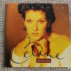 CDs de Música: CD SINGLE CARDBOARD - CELINE DION - THINK TWICE EXC. Lote 202097452