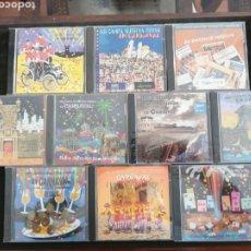 CDs de Música: ASÍ CANTA NUESTRA TIERRA EN CARNAVAL CADIZ. Lote 202264120
